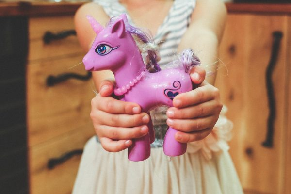 Praying Over Plastic Horses and Dreams that Don't Come True
